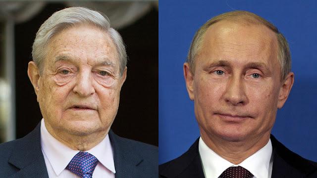 George Soros - MichellHilton.com