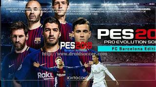 FTS Mod PES 2018 by Iman Blaugrana