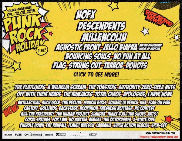Punk Rock Holiday 1.6 Aftermovie (Round 2)