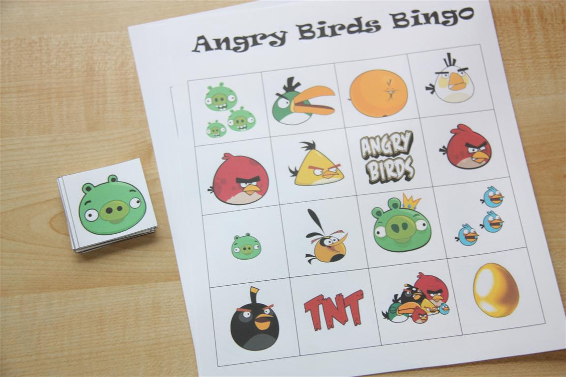 Counting Coconuts Angry Birds Mini Unit