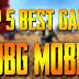 TOP 5 BEST GAMES LIKE PUBG|TOP 5 BATTLE ROYALE GAMES LIKE PUBG