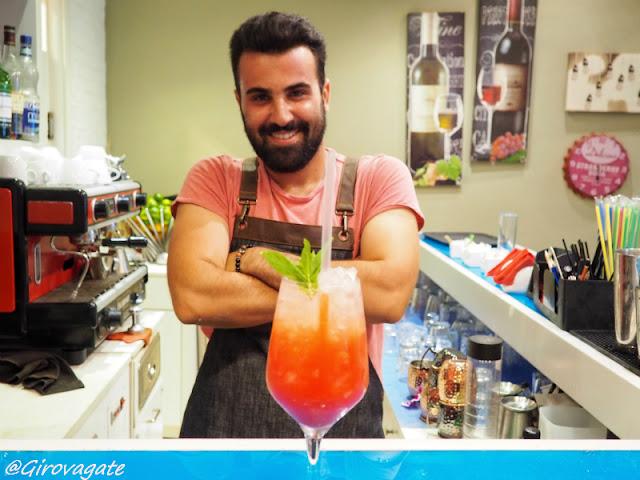 Lipsi Angela cocktail bar