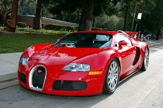 harga bugatti veyron, mobil tercepat didunia