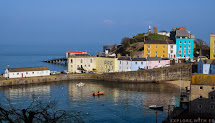 Six Reasons Visit Tenby Spring Explore With Ed