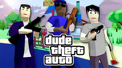 Dude Theft Wars Apk + Mod for Android (Open World Sandbox Simulator BETA)