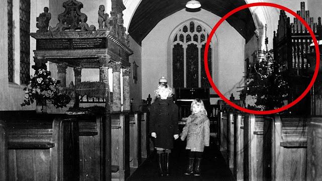Evidencia de fantasmas en Borley