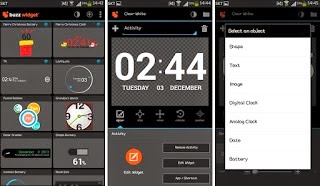 Buzz Widget for Android Apk free download - Android Trend