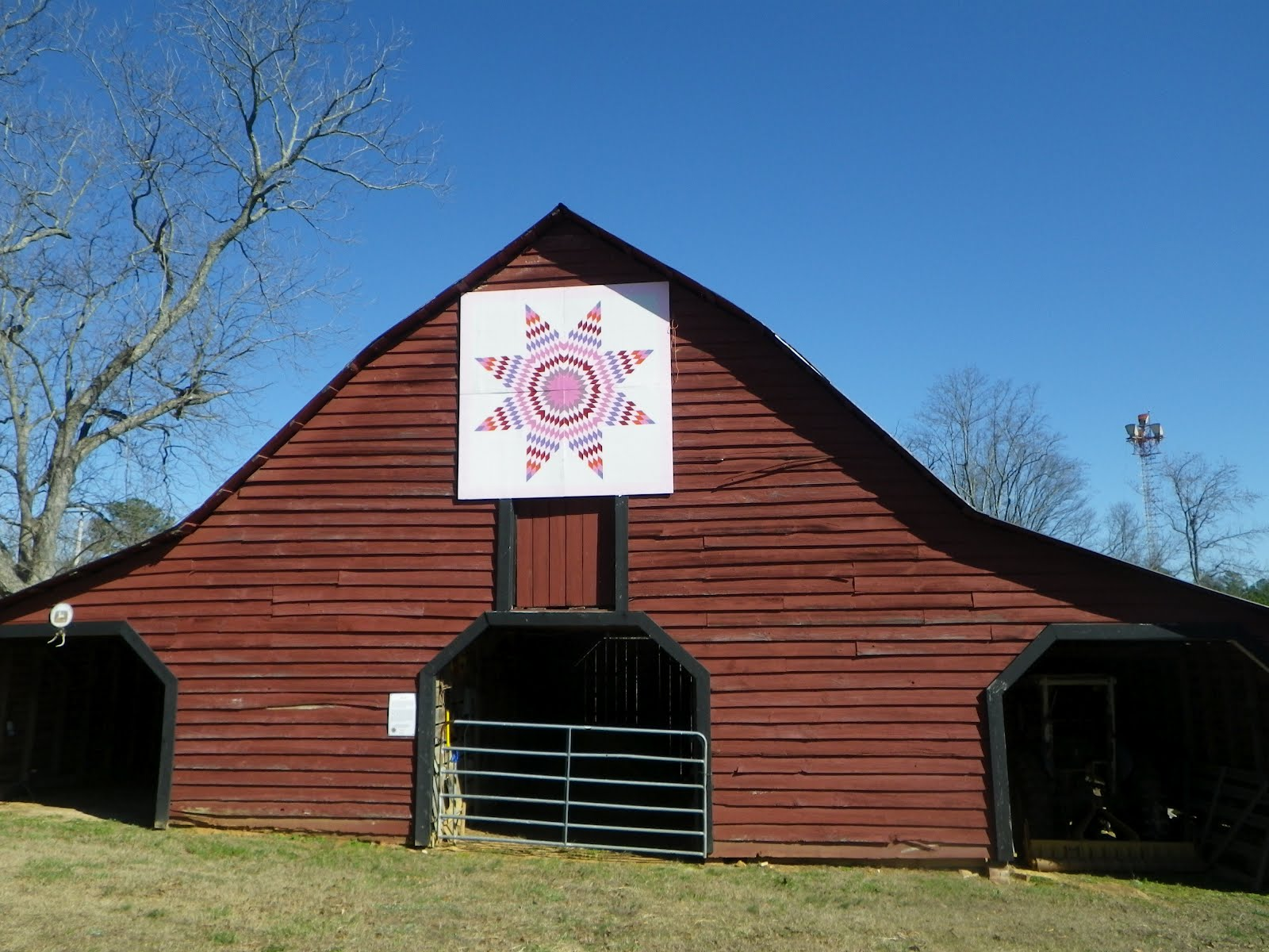 Barn Quilts And The American Quilt Trail February