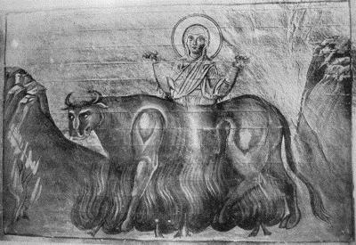 Μικρογραφία από το Μηνολόγιον του Βασιλείου Β΄ (έτους 985)