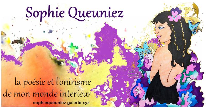 Sophie Queuniez artiste peintre