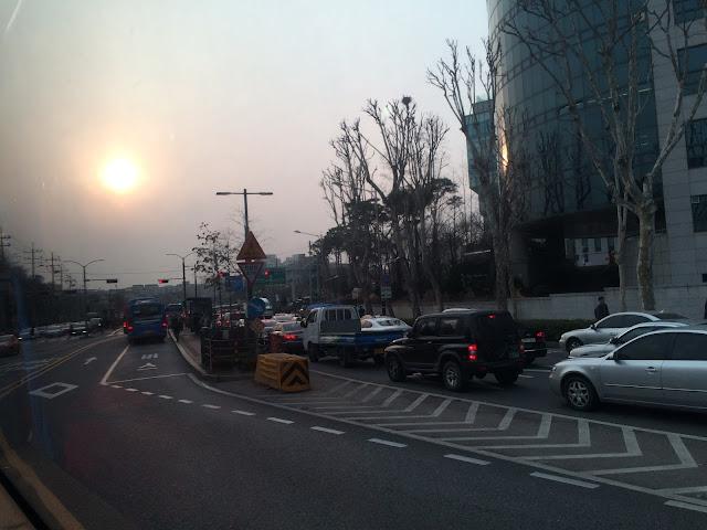 jalan di korea
