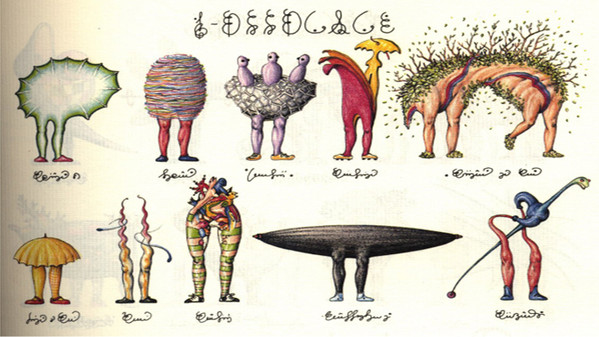 Codex Seraphinianus, Buku Paling Aneh Sedunia