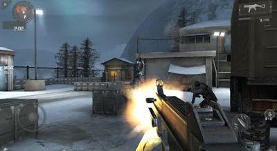 modern combat 3 apk mod