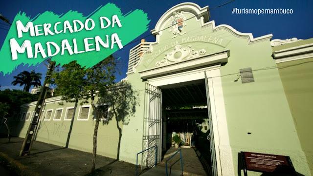 Secretaria de Turismo de Pernambuco e Prefeitura do Recife lançam projeto Viva o Mercado