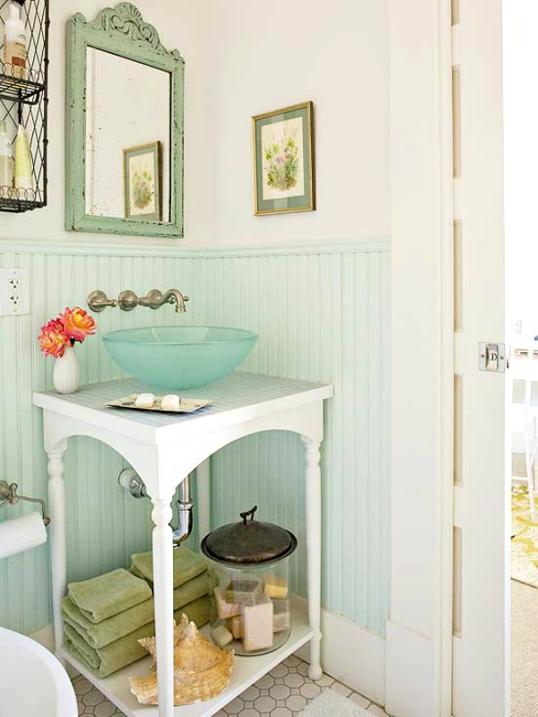 Unique Six Small Space Bathroom Ideas
