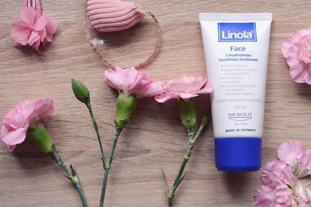Linola s obsahom kyseliny linolovej