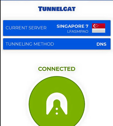 Free Unlimited Internet Access On TunnelCat VPN For Sun and TnT