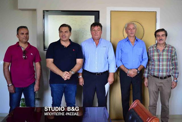 Απόστρατοι αξιωματικοί του Πολεμικού Ναυτικού στον Δήμαρχο Άργους Μυκηνών για τον Αργείο ήρωα Νικόλαο Σιμιτζόπουλο