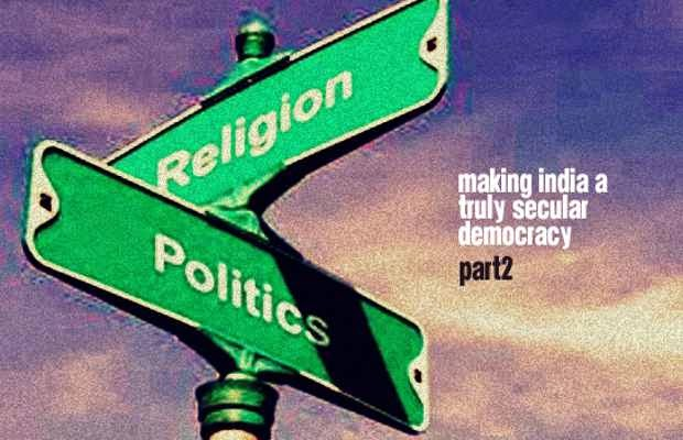 essay on secularism and democracy Is there room for islam in democracy, freedom of speech, and secularism  pointed out in an essay  the western world has been taught that islam is antithetical to democracy and secularism, .