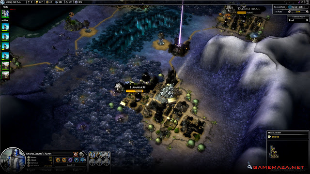 Elemental Fallen Enchantress Gameplay Screenshot 1