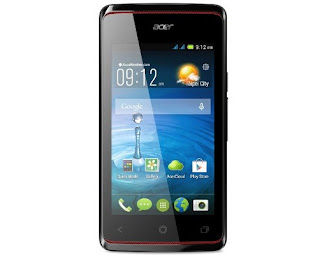 Cara Flash Ulang Acer Liquid Z200