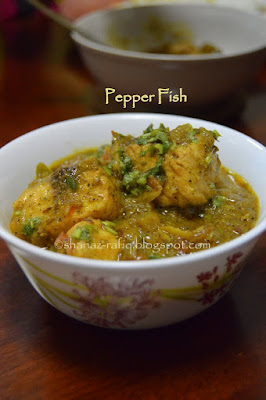 Pepper Fish