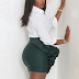 When A Skirt Transformed Tiwa Savage's Bum
