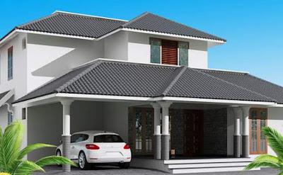 Model Atap Rumah Minimalis 1 & 2 Lantai Terindah