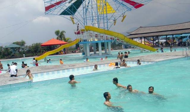 Harga Tiket Masuk Kolam Renang Kampung Sawah Soreang Bandung
