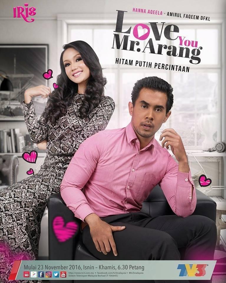 Drama Love You Mr Arang (TV3)