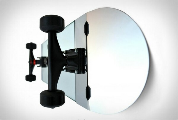Unusual Mirror skate mirror - unusual and cool mirror - bonjourlife