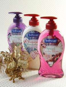 Softsoap Holiday