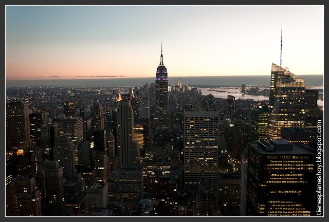 Nueva York desde el TOR