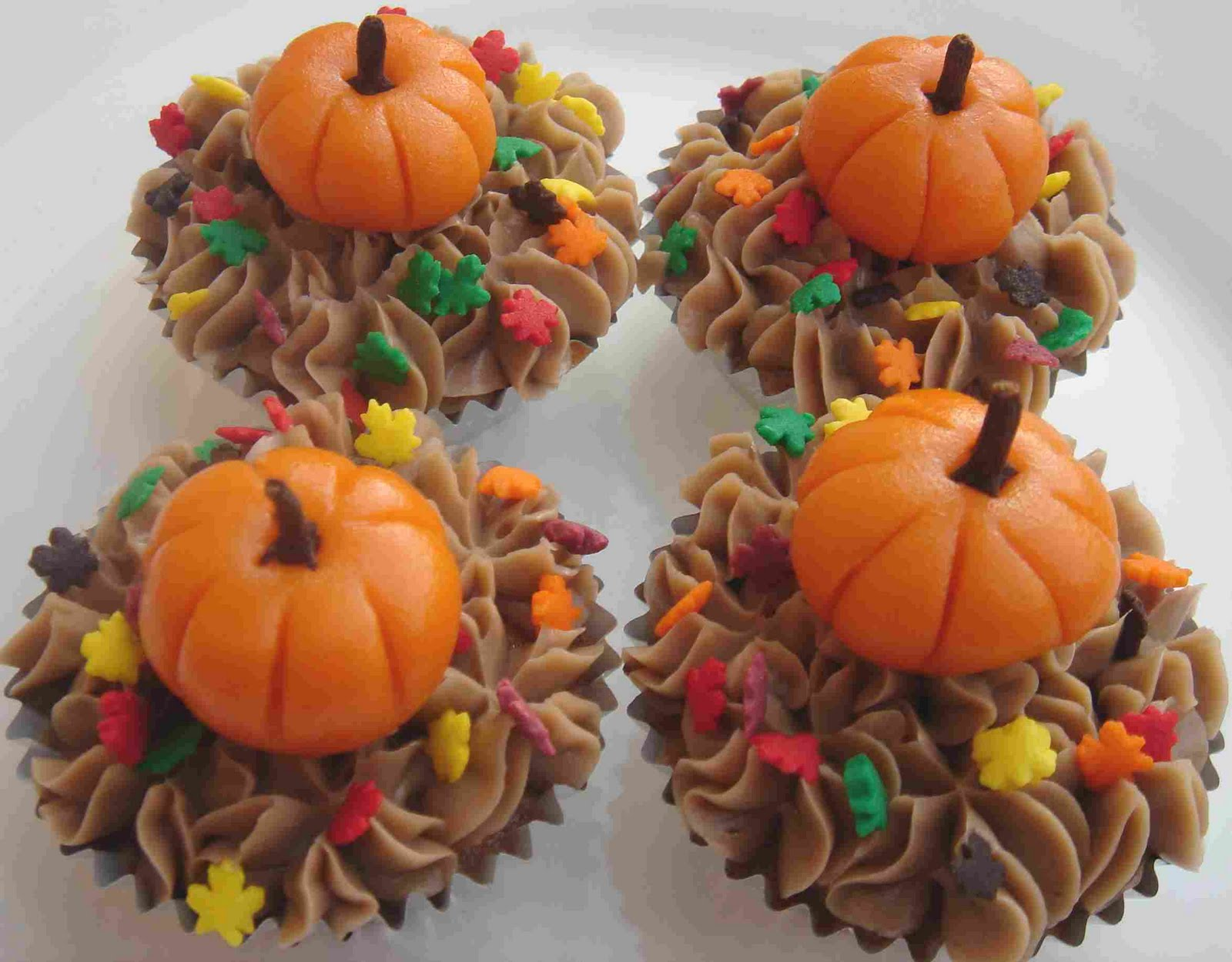 Thanksgiving Ideas Thanksgiving Day Ideas Thanksgiving Cupcake