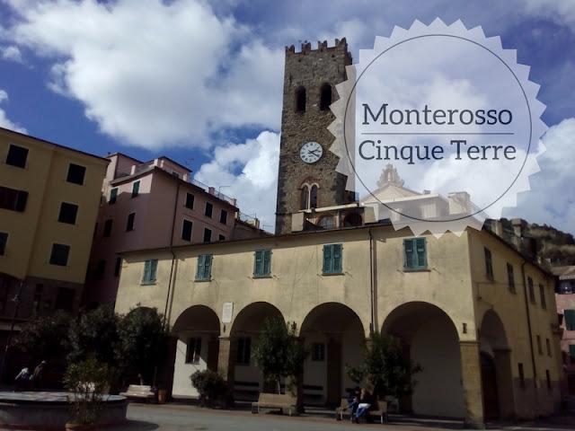 Perché Monterosso è il mio luogo del cuore