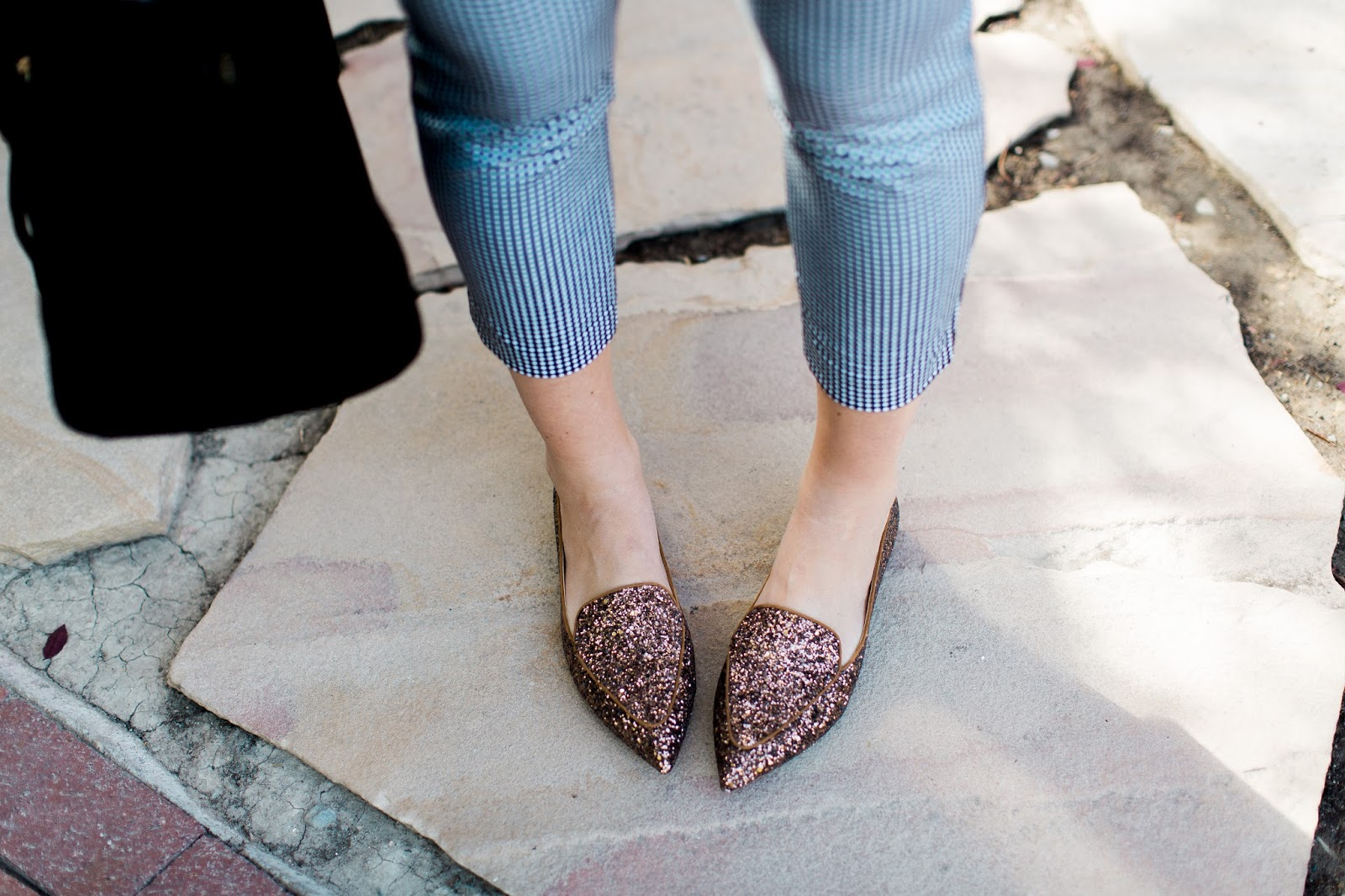 Glitter Flats, Sole Society Flats, Glitter Shoes