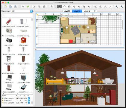 برنامج تصميم منازل بالعربي 2012