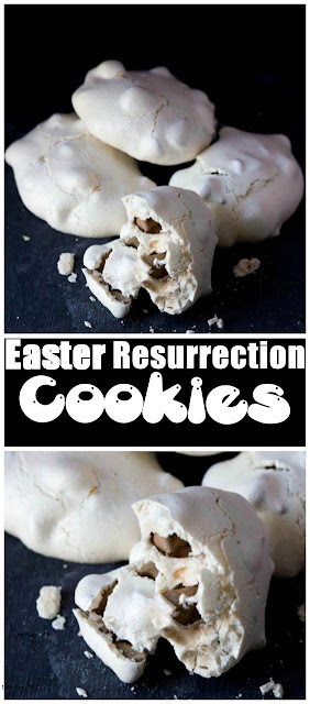 Yummy Easter Resurrection Cookies Recipe