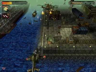 Air Strike 3D 2 - Gulf Thunder Screenshot 2, ComputerMastia