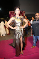 Shreya Saran in Skin Tight Golden Gown ~  Exclusive 065.JPG
