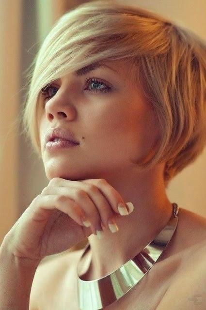 Asymmetrical Short Haircuts VIP Hairstyles}