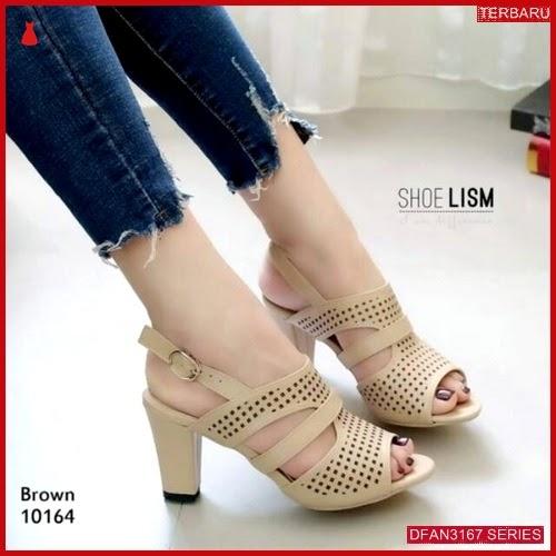DFAN3167S37 Sepatu Hn 01 High Wanita Hills Sepatu BMGShop