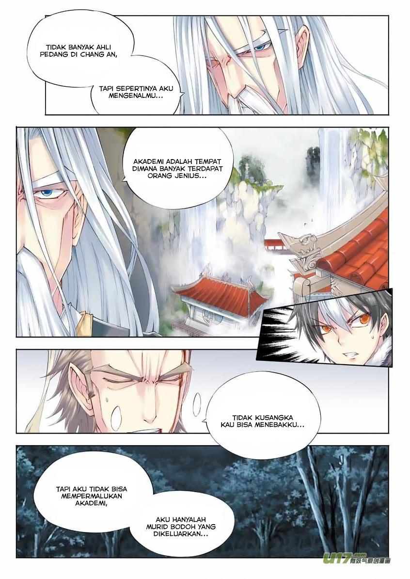 Jiang Ye Chapter 3
