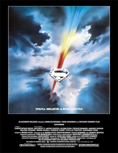 Ver Superman (1978) Online