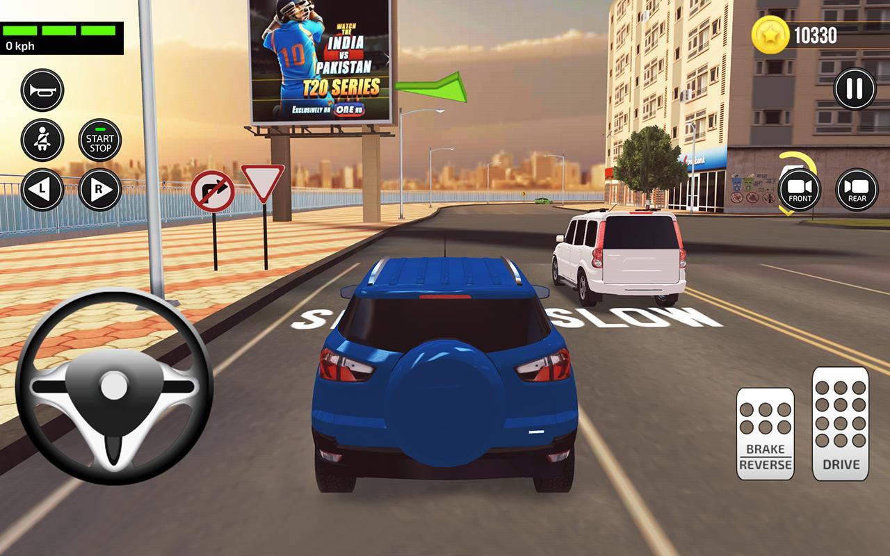 Driving Academy India 3D MOD APK