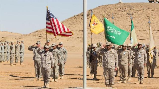 EEUU despliega de nuevo sus tropas en Arabia Saudí