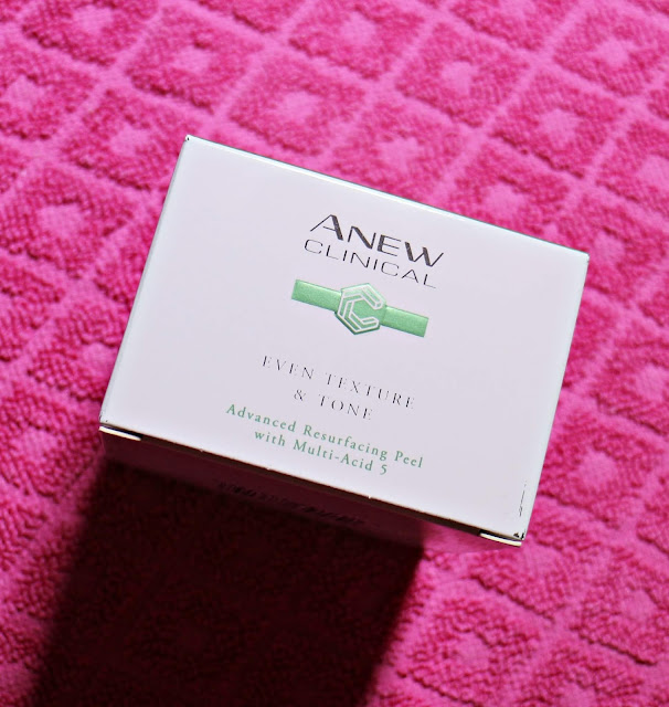 Avon Anew Clinical kuorintalaput