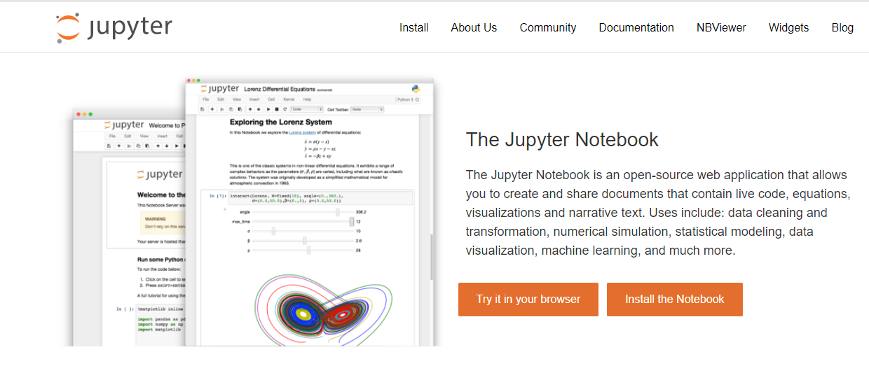 Python for all (2): What are Jupyter Notebooks? - Think Big