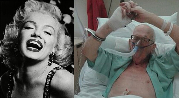 "78-Year-Old CIA Agent Confesses On Deathbed: ""I Killed Marilyn Monroe"""