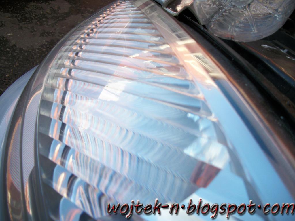 Wojtek N Headlight Renovation Every Car Do It Yourself